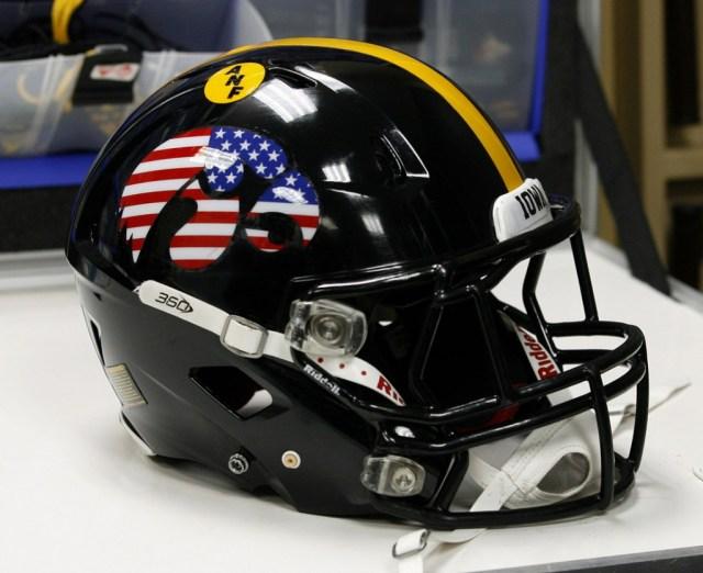 Fashion 101: Iowa Football