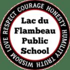 lac-du-flambeau-public-school-logo