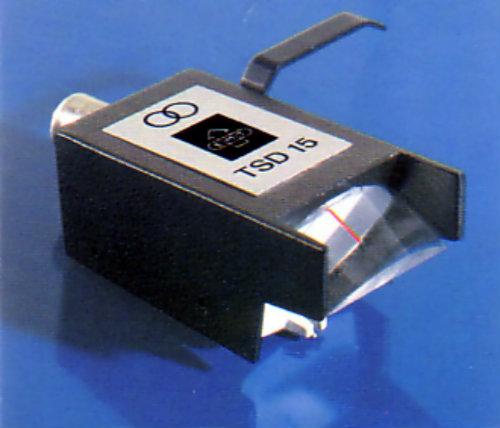 Das dynamische Tonabnehmersystem TSD 15
