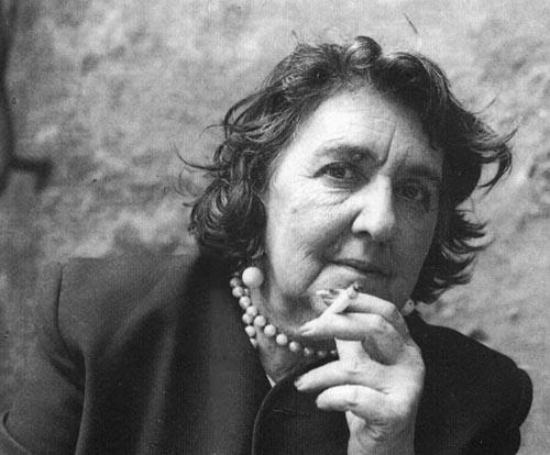 """Alda Merini, """"La poesia, una forza che nasce in me"""""""