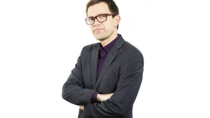 Mattias Goldmann, föreläsare