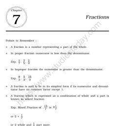 CBSE Class 6 Mental Maths Fractions Worksheet [ 1200 x 1004 Pixel ]