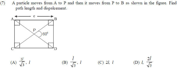 NEET UG Physics Kinetics MCQs, Multiple Choice Questions
