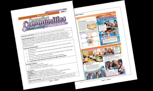 New Studies Weekly Teacher Editions