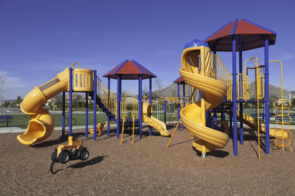 Studies Weekly lesson plan, playground