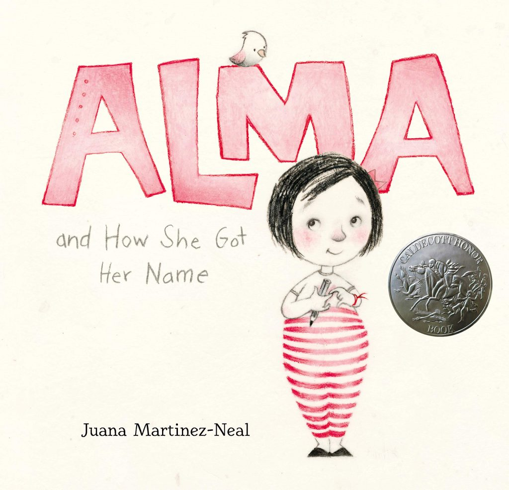 Alam and How She Got Her Name book cover