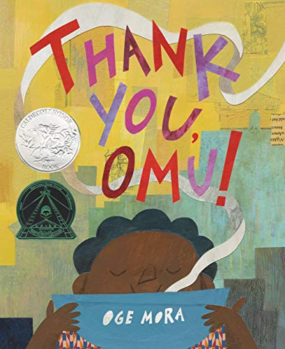 Thank You, Omu book cover