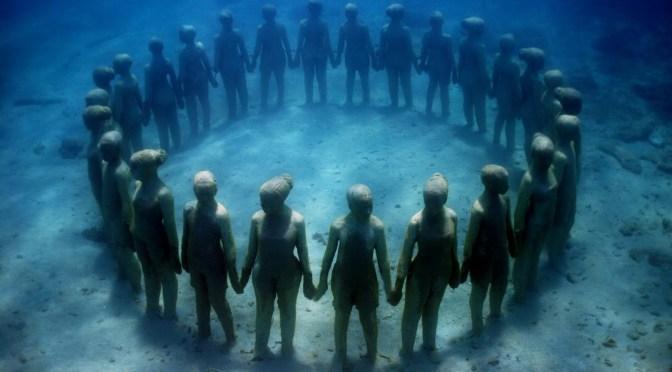 Jason de Caires Taylor : L'Atlantide sculptée