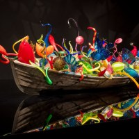 Le verre et Dale Chihuly