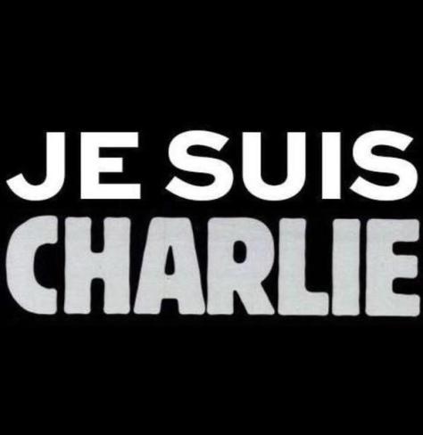 Les mots me manquent... #JeSuisCharlie