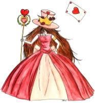 La Reine de Coeur