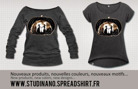 t-shirt-sweat-shirt-pull-mode-spreadshirt-studinano-art