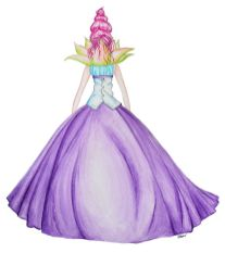 A Princess named Waterlily