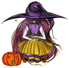 La Sorcière   The Witch