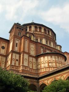 Couvent dominicain de Santa Maria delle Grazie à Milan
