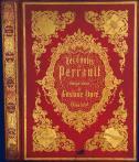 Couverture des Contes de Perrault illustrés par Gustave Doré par les éditions Hetzel, vers 1861