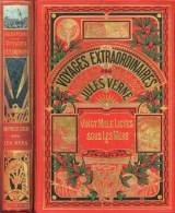 Couverture de Vingt mille lieues sous les mers de Jules Verne par les éditions Hetzel, à partir de 1869-70