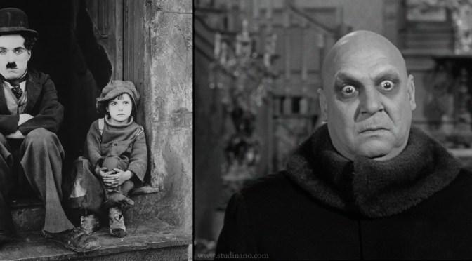 Jackie Coogan : du Kid à La Famille Addams !