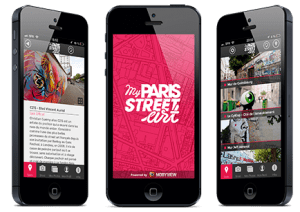 my-paris-street-art-app