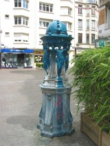 Fontaine Wallace de Lille.