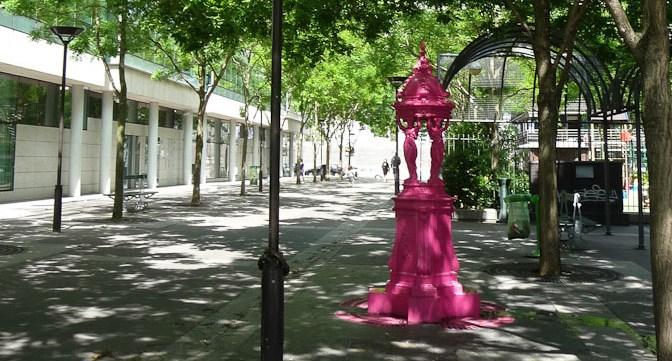 Les Fontaines Wallace : ces illustres inconnues de Paris