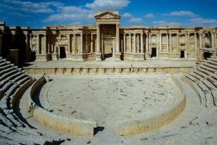 Site de Palmyre