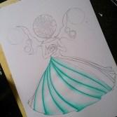 La Fée Electricité (The Electricity Fairy) : Work in progress, travail en cours...
