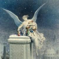 """""""La nuit de Noël"""" ou le mystère de l'ange aux cadeaux"""