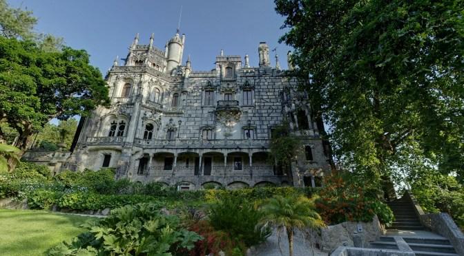 Sintra : Un autre monde en plein Portugal