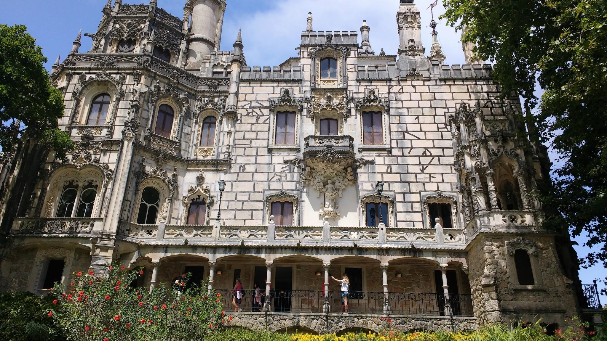 Le palais de la Regaleira.
