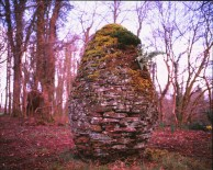 Oeuvre Land Art d'Andy Goldsworthy : Cairn.