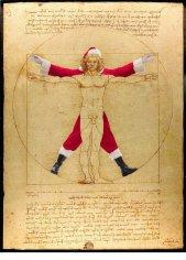 Ed Wheeler revisite une toile de Léonard de Vinci.