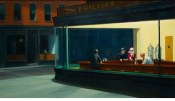 Ed Wheeler revisite une toile de Edward Hopper.