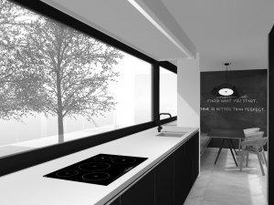 residentieel interieur 02 • keuken