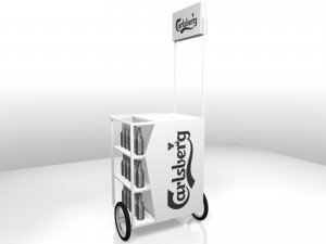 carlsberg • retail demo • for A&B Project