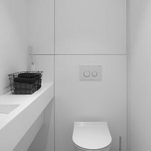 woning sb • inkomhal en toilet