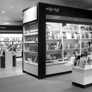 standaard boekhandel shopconcept • for mojo