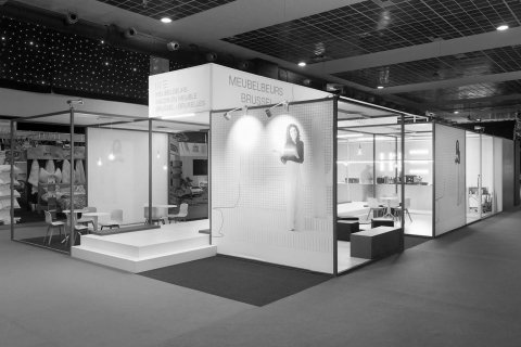 brussels by night bar & reception • furniture fair 2019 • for A&B Project