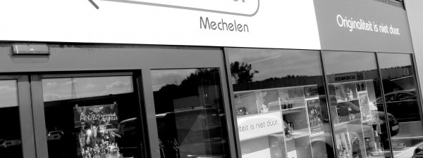 kringwinkel shop concept • for mojo