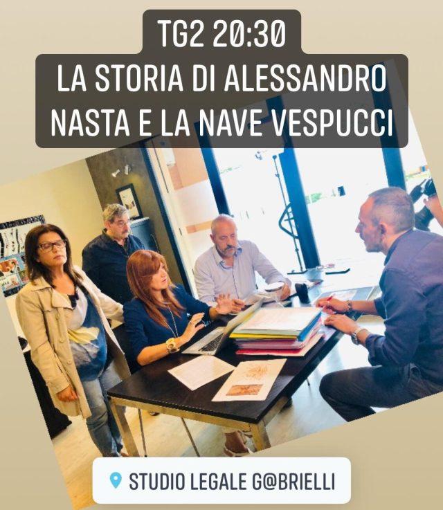 Studio legale Gabrielli - TG2 NASTA ALESSANDRO