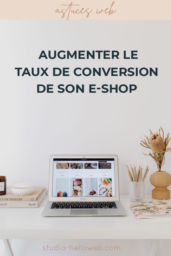 Augmenter le taux de conversion d'un site web