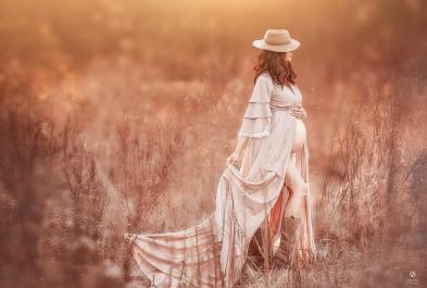 Boho jurk