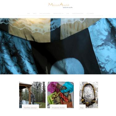 Melissa Arnold Textiles