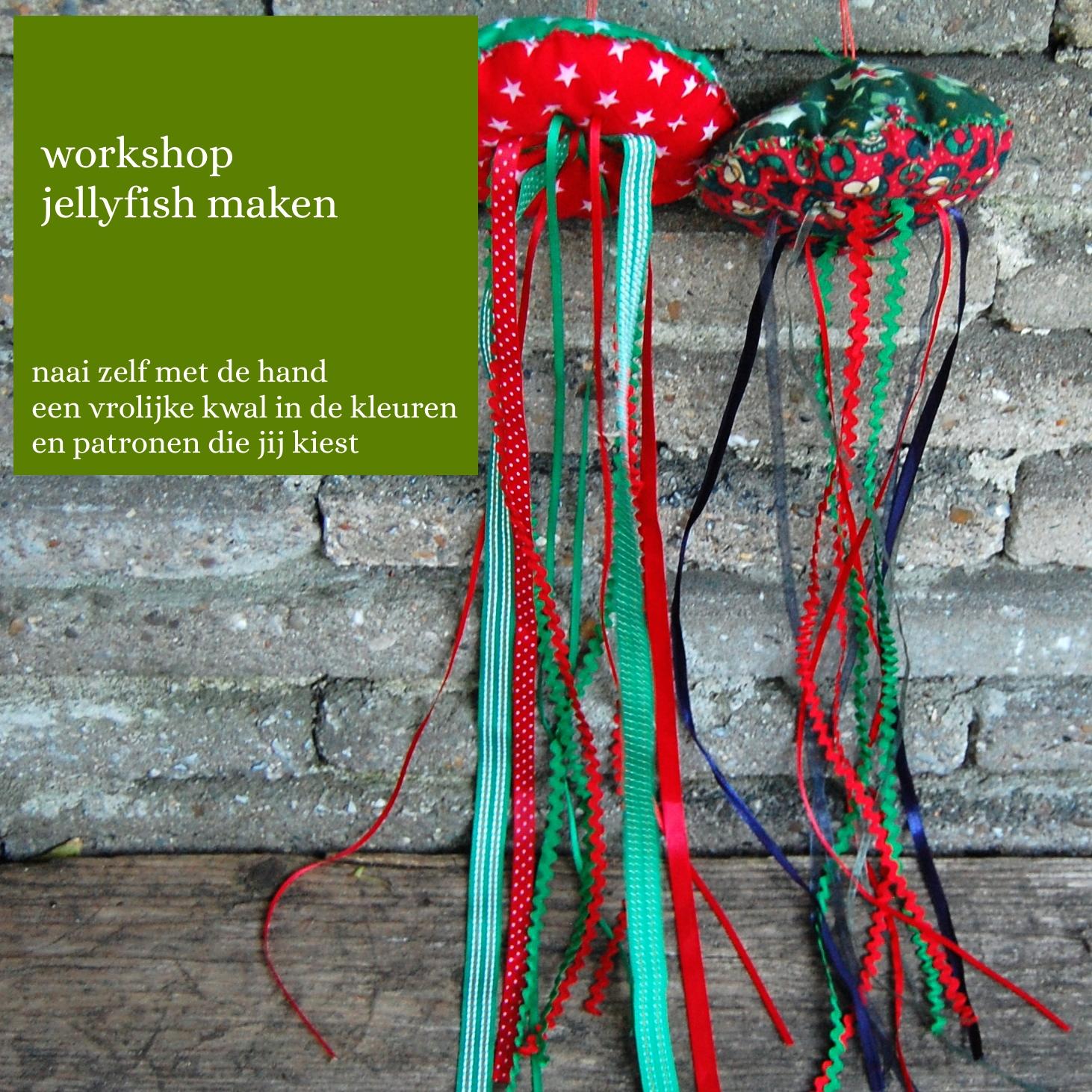 button voor workshop jellyfish maken