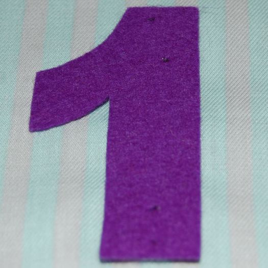 het cijfer van vilt door studio paars