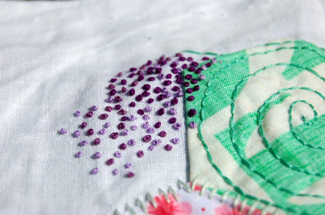 franse knoopjes door studio paars
