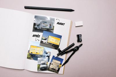 Camion-ECM-graphiste-la-pommeraye-studio-paruline