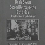 Huddersfield Art Gallery., Huddersfield, 1989. Paperback. Condition: Very Good +. First edition. 8vo. Original paper covers.44pp With Introductory texts by : Aleksander Bassin, Denis Bowen. Pierre Rouve, Bill Hopkins, Boris Petkovski, and Stella Santacaterina. Catalogue of 137 works, full documentation and with 17 illustrations in colour and black and white. £6