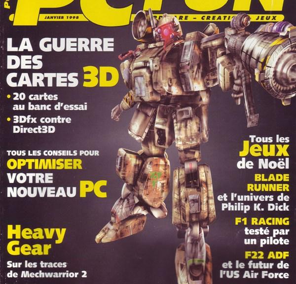PC FUN 33 - janvier 1998