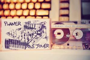 K7 - Album - Cyborg Jeff - Planer n'est pas jouer - 1997